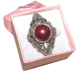 Fabulous Diamante Fashion Ring Free Shipping
