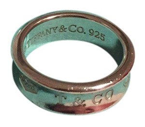 Tiffany & Co. Tiffany & Co 1837 ring