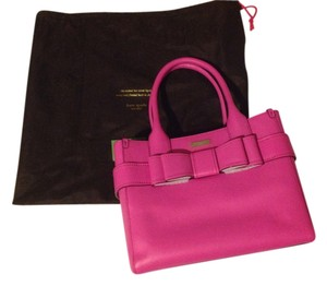 Kate Spade Bow Stunning Pink Shoulder Bag