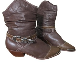 Maine Woods Brown Boots