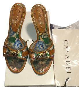 Casadei Multi-color Sandals
