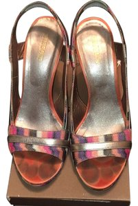 Missoni Multi-color Wedges