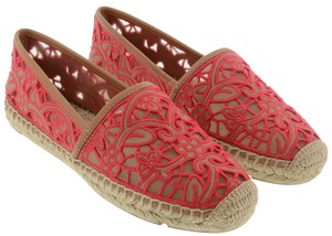 Tory Burch Natural blush diva pink Flats