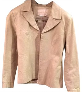 Margaret Godfrey Leather Leather Jacket