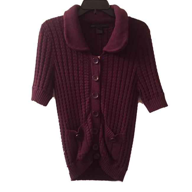 Preload https://item4.tradesy.com/images/marc-by-marc-jacobs-purple-cardigan-size-0-xs-933353-0-1.jpg?width=400&height=650