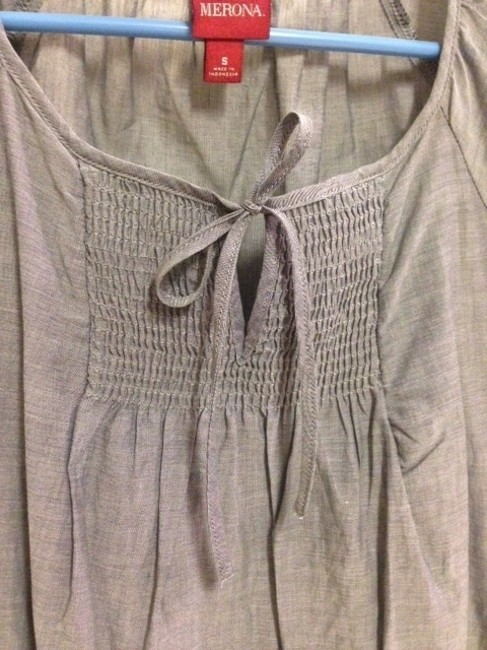 Merona Peasant Cotton Tunic