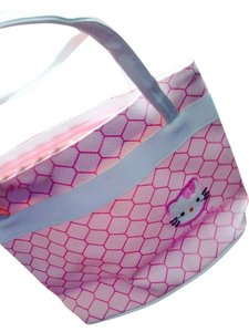 Hello Kitty Tote in Pink