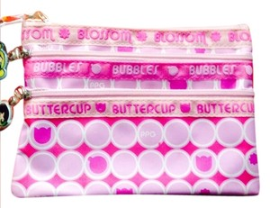 Not Rated Power Puff Girl Makeup Purse