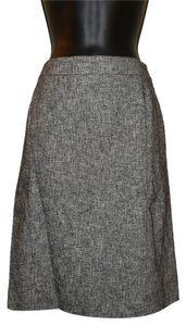 Ann Taylor Pencil Skirt Gray speckled