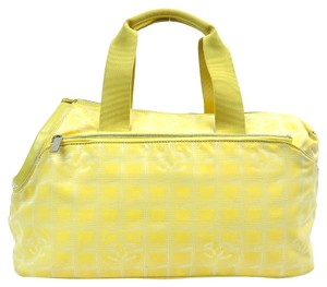 Burberry Chanel Satchel in Yellow