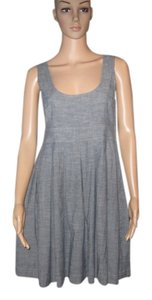 Other short dress Light Blue Jean Color Cute Comfortable Up Or Down Unique on Tradesy