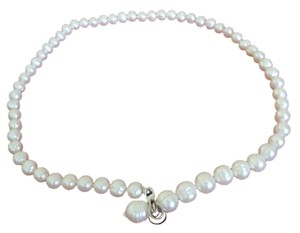 Helzberg Diamonds Helzberg Cultured Freshwater Crushed Pearl Necklace