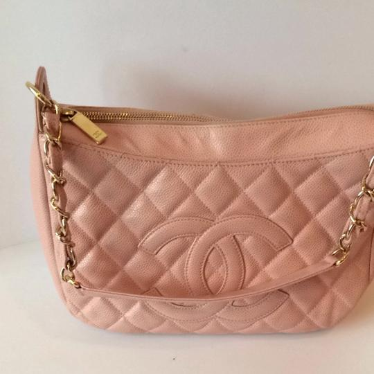 Chanel Cavier Shoulder Bag