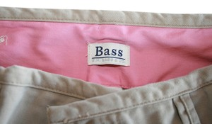 Bass Bermuda Shorts Khaki