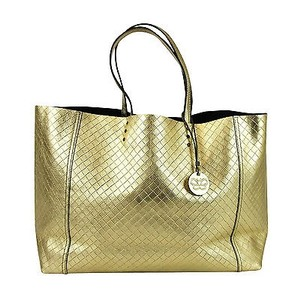 Bottega Veneta Tote in Gold