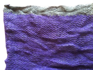 Other Infinity knit scarf