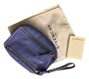 Givenchy Nightbag Wristlet in Lilac
