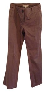 Ann Taylor LOFT Khaki Chino Casual Dressy Khaki/Chino Pants Grey, Khaki, Light Purple