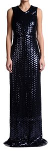 Just Cavalli short dress Dark Blue on Tradesy