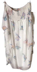 Wyatt short dress Cream on Tradesy