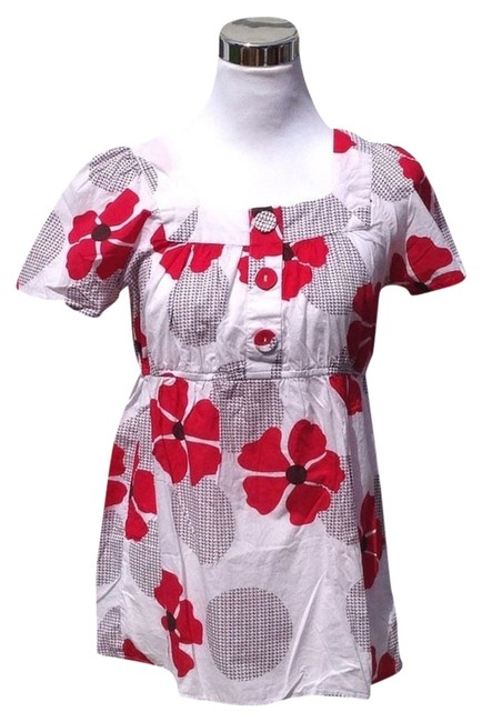 Preload https://item1.tradesy.com/images/style-and-co-retro-blouse-size-petite-8-m-934640-0-0.jpg?width=400&height=650