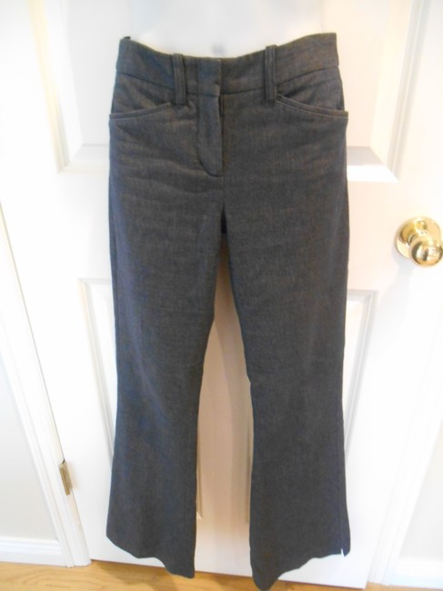 BCBGMAXAZRIA Jeans Trossers 29 0 29 X 32 32 Inseam Knit Max Azria Slacks Navy Work Office Work Dressy Trousers Small S Sm Reduced Pants