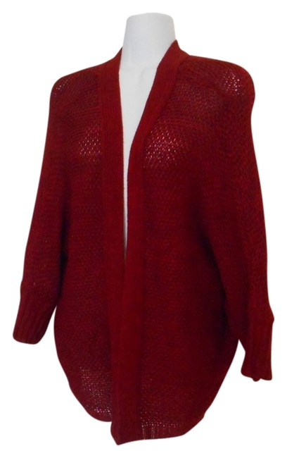 Preload https://item3.tradesy.com/images/ana-a-new-approach-reds-open-front-cacoon-cardigan-red-xl-16-sweaterpullover-size-14-l-935182-0-0.jpg?width=400&height=650