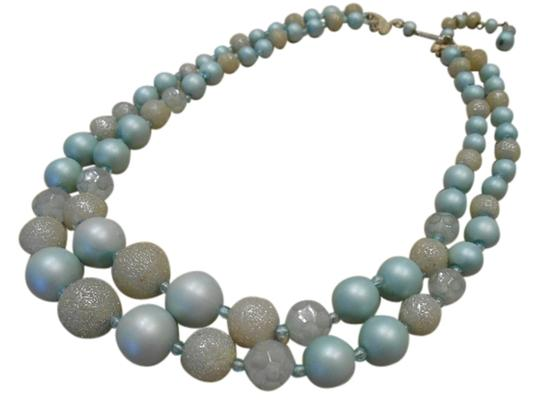Preload https://item4.tradesy.com/images/light-blue-and-white-vintage-double-strand-accent-pearls-necklace-935898-0-0.jpg?width=440&height=440
