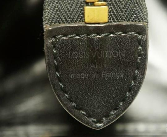 Louis Vuitton Satchel in Black Noir