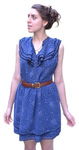 Kimchi Blue short dress Blue Urban Outfitters on Tradesy