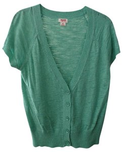 Unknown Button Down Shirt Green