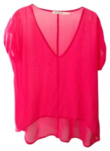 Liberty Love Top Bright Pink