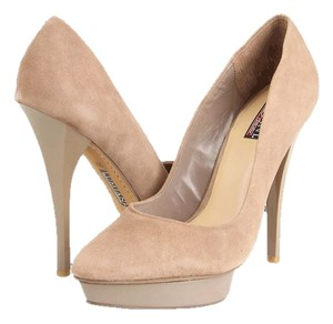 Lumiani Beige Pumps