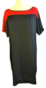 Michael by Michael Kors short dress Black and Red Mk on Tradesy