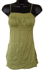 Cami Vol. 1 Olive Green Top