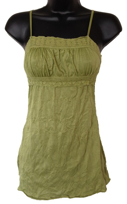 Other Vol. 1 Olive Green Top