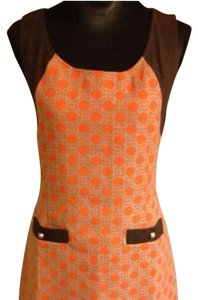 Yumi Kim short dress Orange Black on Tradesy