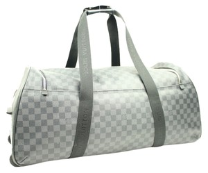Louis Vuitton Pegase Zephyr Black/ Gray Travel Bag