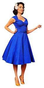Pinup Couture Vintage 50s Swing Dress