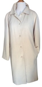 Gallery Lightweight Washable Beige Coat