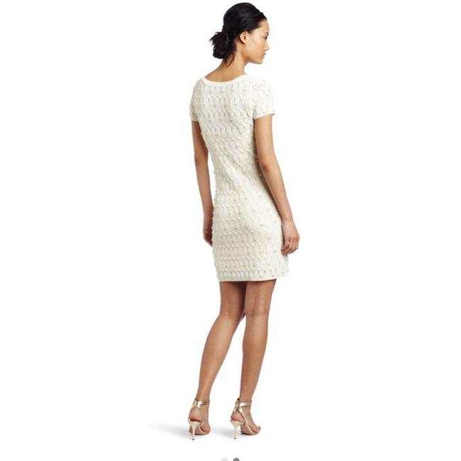 Yoana Baraschi short dress Milk Pearl on Tradesy