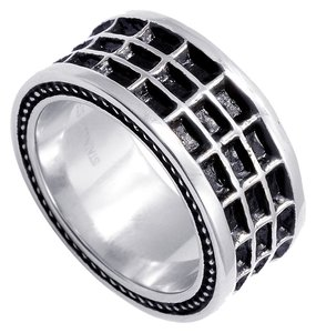 Size 12 Stainless Steel Ring