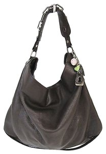 Juicy Couture Leather Tote in Brown