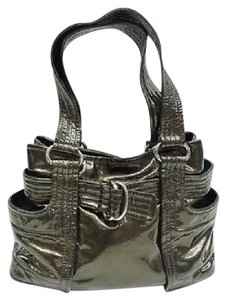 Kooba Patent Shoulder Bag