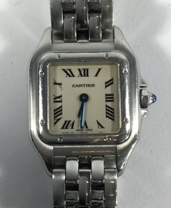Cartier CARTIER Panther Ladies Wacth Ref 1320 Stainless Steel