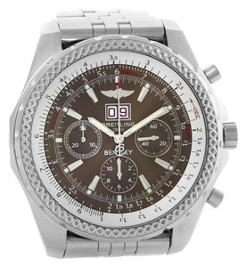 Breitling Breitling Bentley Motors Chronograph Bronze Dial Mens Watch A44362