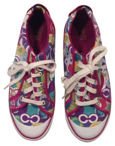 Coach Poppy Sneakers Multi-Coach Athletic