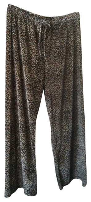 Other Loungewear Comfy Baggy Pants ANIMAL PRINT/LEOPARD