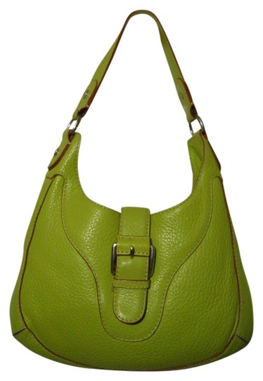 Preload https://item3.tradesy.com/images/michael-kors-lime-green-leather-shoulder-bag-9378742-0-1.jpg?width=440&height=440