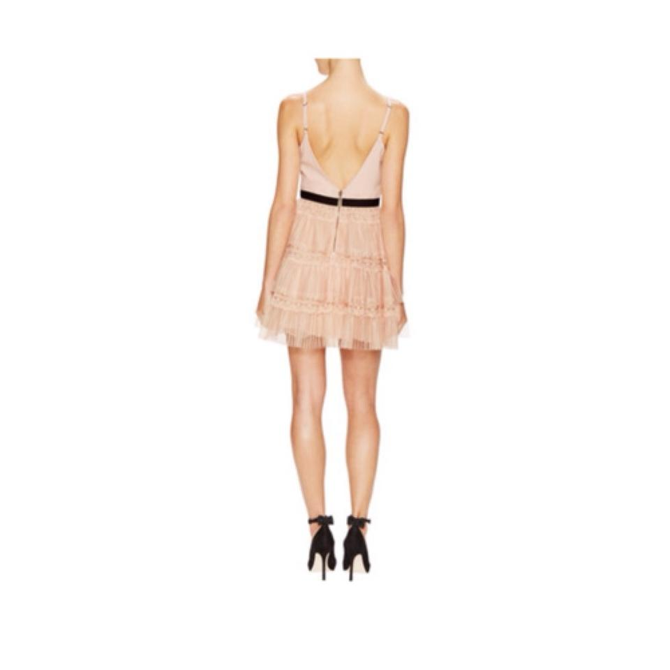 Alice Olivia Ruffle Prom Special Occasion Formal Homecoming Dress 1234567